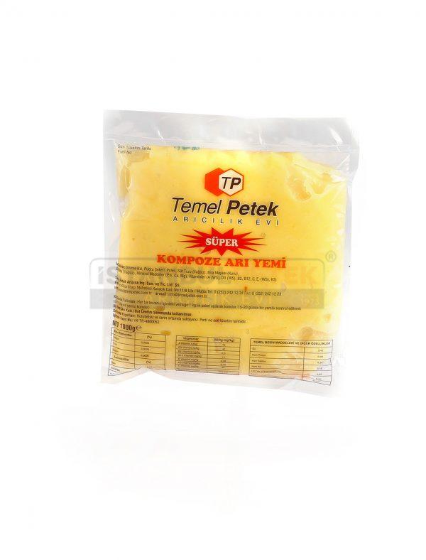Arı Keki - Temel Petek (Süper Kompoze Kek) 1 Kg.