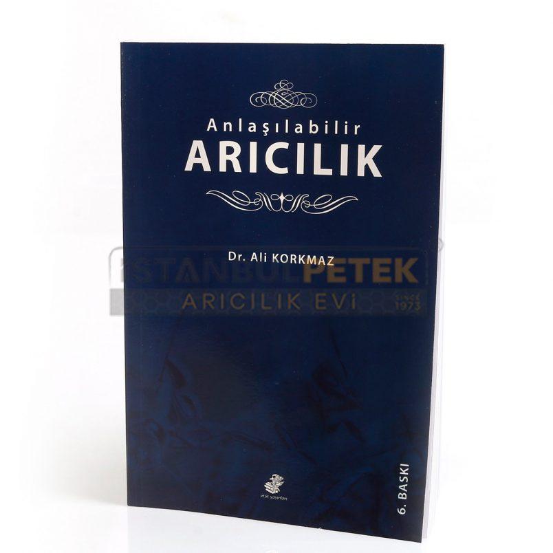 Dr Ali Korkmaz Anlaşılabilir Arıcılık Kitabı