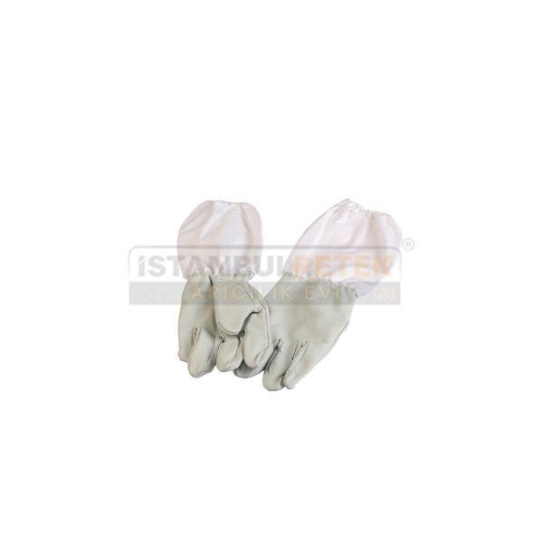 Arıcı Eldiveni - 1. Kalite Deri