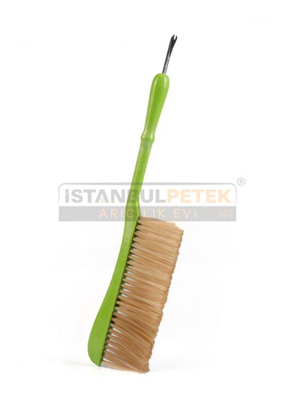 Arıcı Fırçası - Plastik Saplı Demir Uçlu