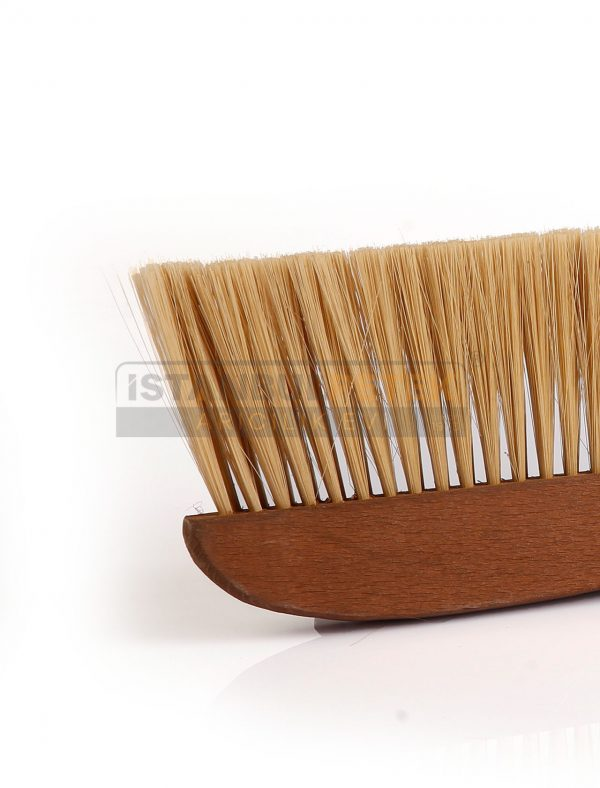 Arıcı Fırçası - Kalın Tahta Saplı Pls Kıl