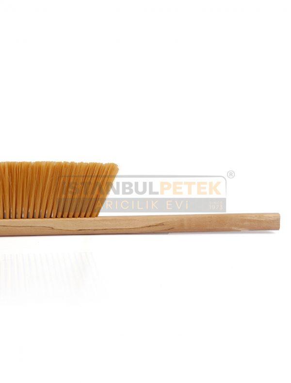 Arıcı Fırçası - Tahta Plastik Kıl