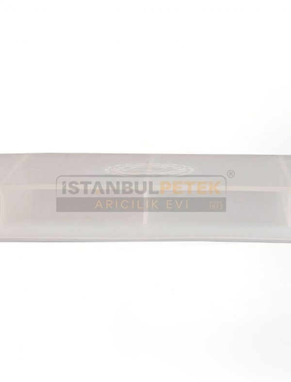 Bölme Tipi Plastik Yemlik 1.Kalite