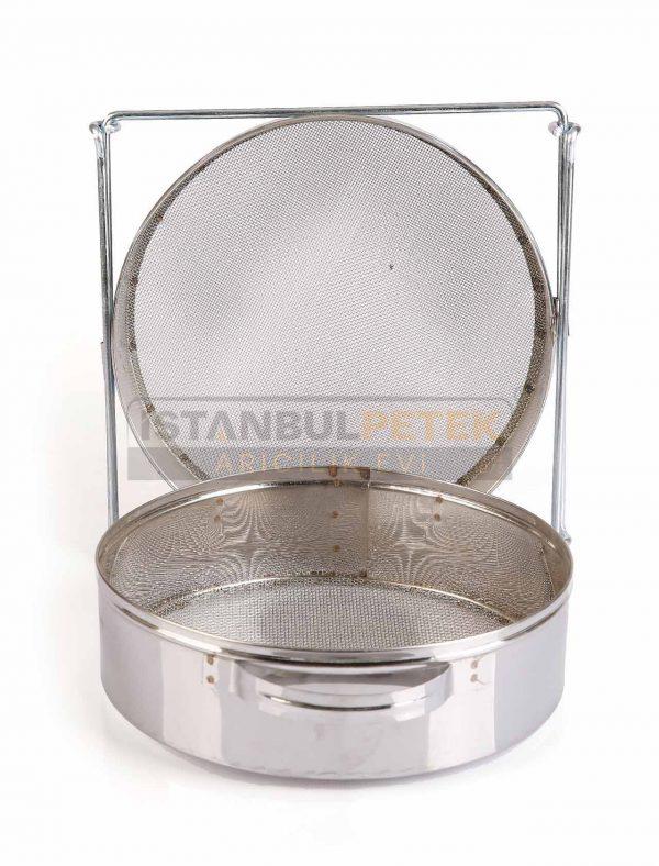 Bal Süzgeci - 430 Kalite Paslanmaz - 23 Cm