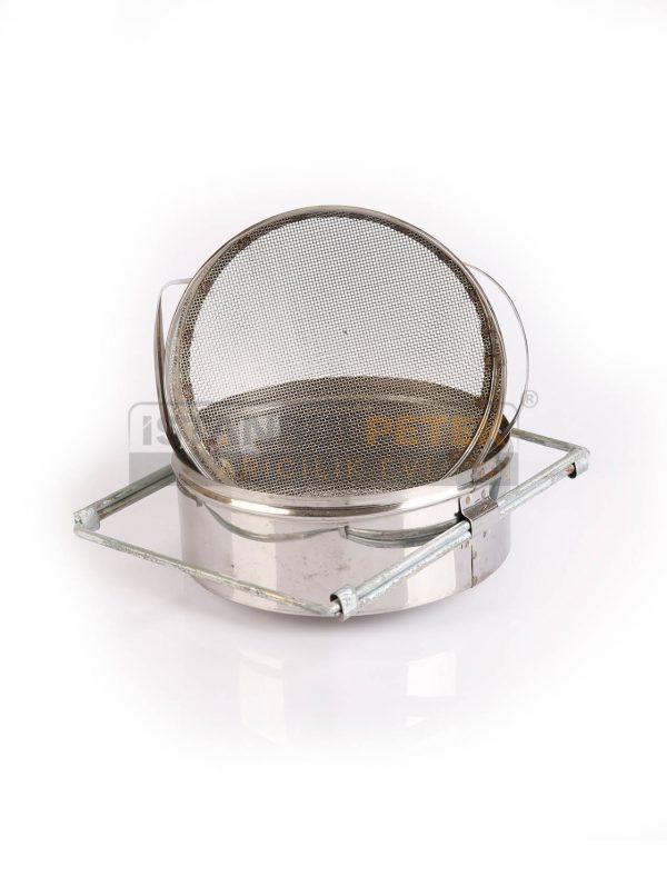 Bal Süzgeci - 430 Kalite Paslanmaz - 17 Cm