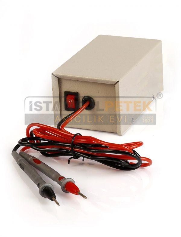 Elektrikli Mum Bağlama Adaptörü - Regülatör