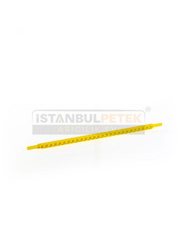 Arı Sütü Toplama Gözü Plst 27'Li42 CM ÇAP: 9,5 mm BOY: 10 mm