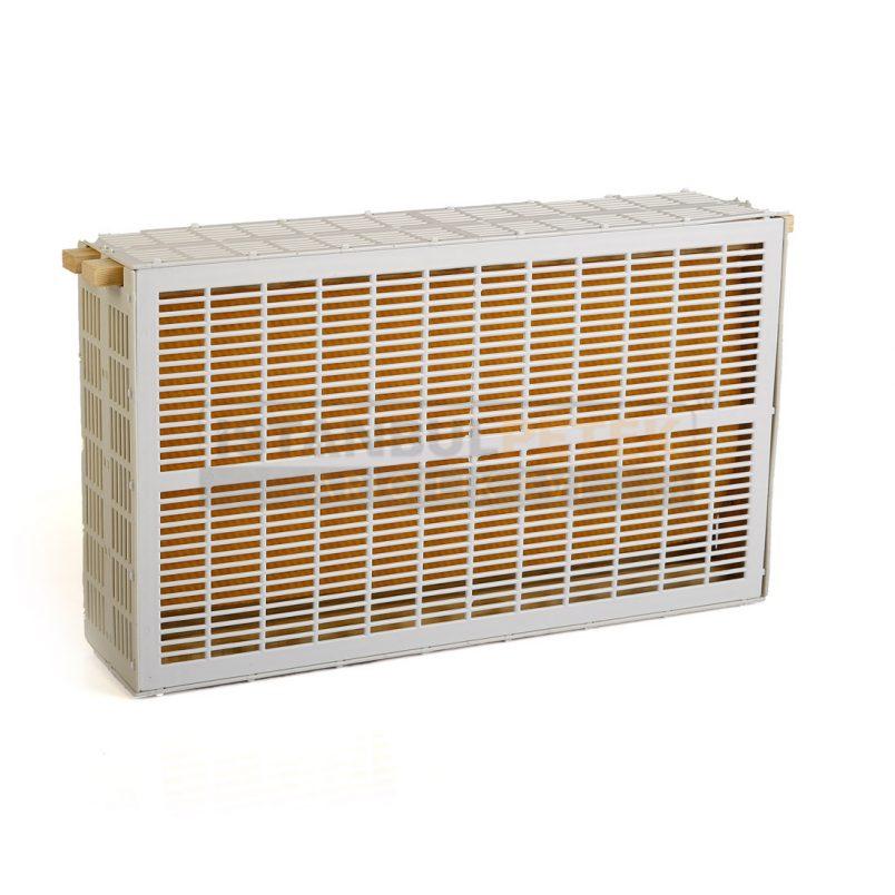 Ana Arı Kafes Izgarası 2 Çerçevelik 44,7 * 26,6