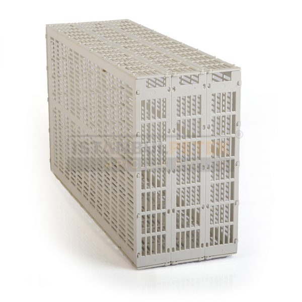 Ana Arı Kafes Izgarası 3 Çerçevelik 44,7 * 26,6