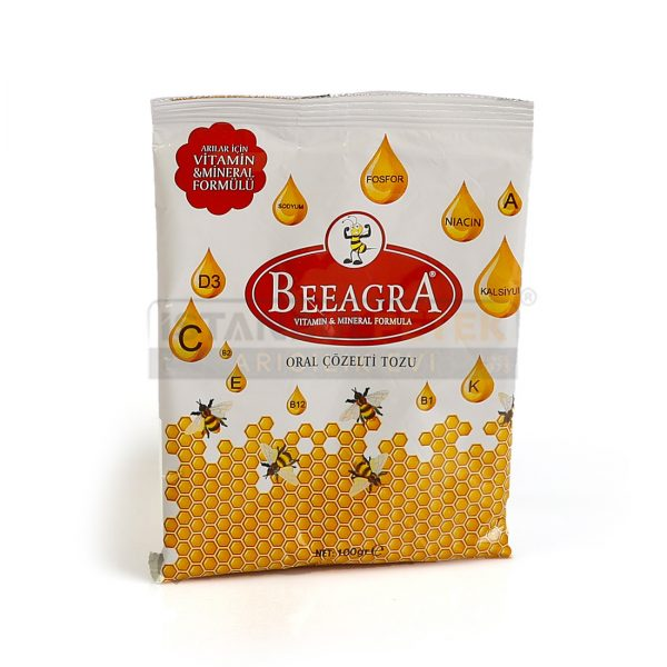 Beeagra Arı Vitamini 100 Gr.