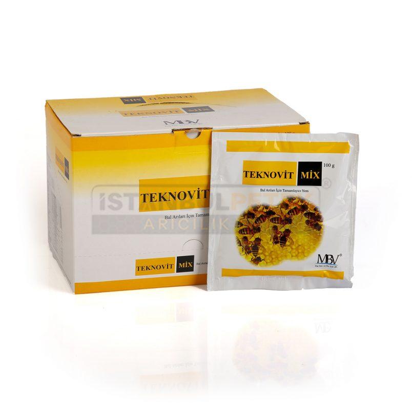 Teknovitmix Arı Vitamini 100 Gr.
