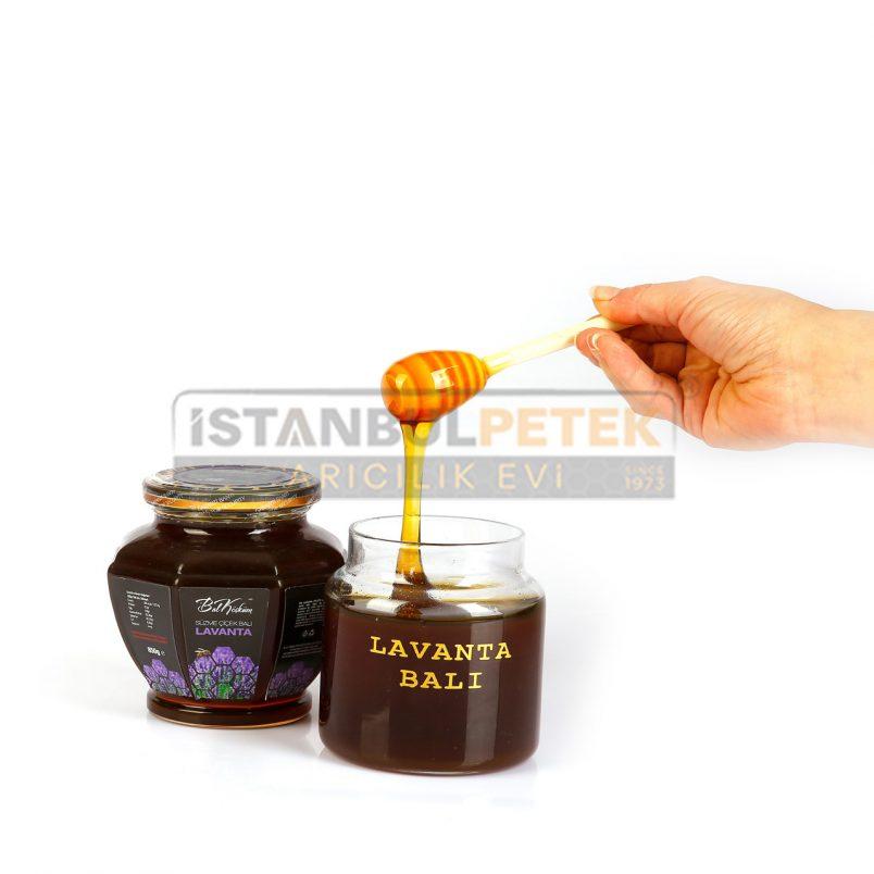Lavanta Balı Özel Üretim 860 Gr